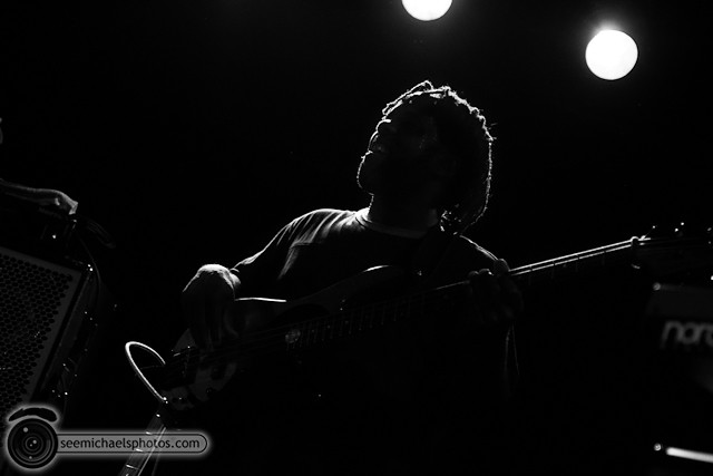 Victor Wooten at Belly Up 41811 © Michael Klayman-016