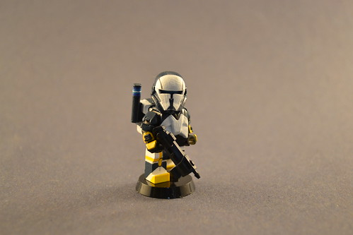 Custom minifig RC-1162 Scorch custom minifigure