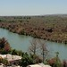 Río en El Fuerte, SInaloa