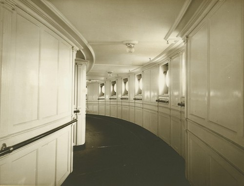 Observation Room - Mauretania