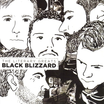 The Literary Greats 'Black Blizzard'
