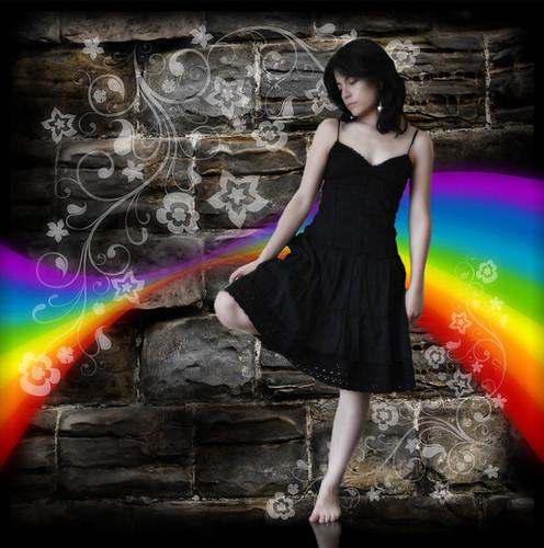 Mi fe es a color
