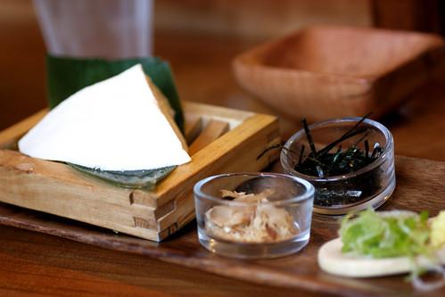 tofu @ cocoron
