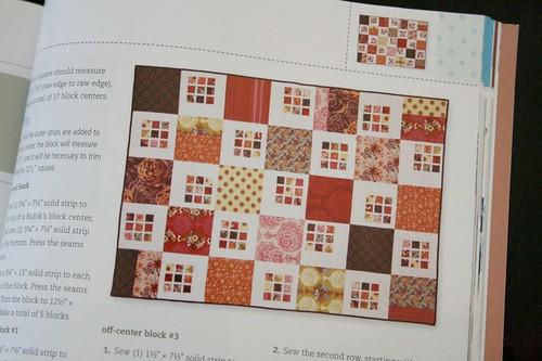 Rubick's Crush quilt