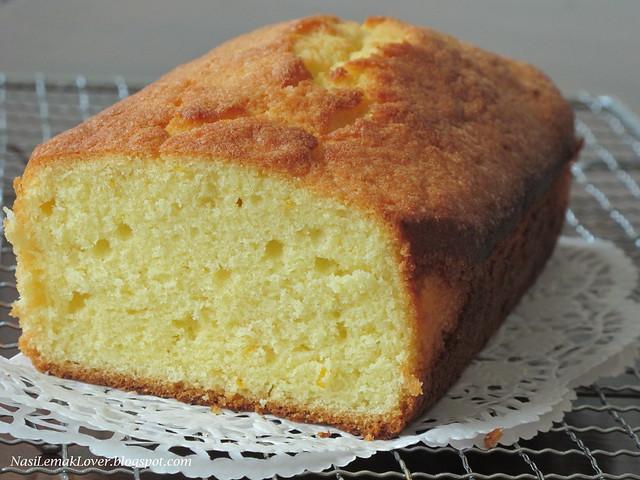Rick Stein Orange And Almond Cake