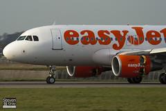 G-EZFS - 4129 - Easyjet - Airbus A319-111 - Luton - 110401 - Steven Gray - IMG_3446