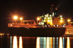 ADVANCE II (TAkE Ya PiC - Images by Chris'Captures) Tags: night nikon ships australia victoria nightshots shipping nightphotos tanker tankers geelong 55200mm coriobay shellrefinery d5000 portofgeelong afs55200mm advanceii nikonafs55200mm geelongshipping afs55200mmdxvr geelongship geelongships