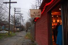 Detroit - Alley Culture