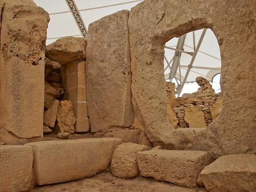 Templo de Hagar Qim (3)