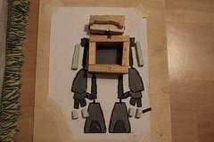 Puppet parts