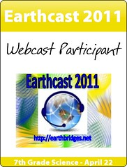 Earthcast11 Badge