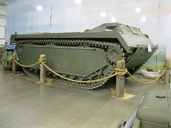 "1945 LVT 3 ""Landing Vehicle Tracked"" (viktrav) Tags: 1945 landingvehicletracked lvt3 nationalmilitaryhistorycenter"