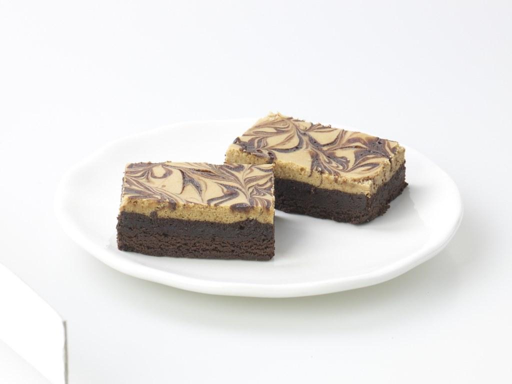 Coffee Brownie (made with Starbucks VIA)