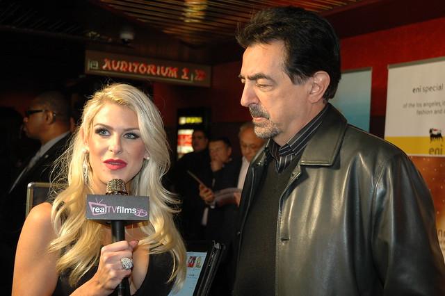 Jennifer Lexon, Joe Mantegna, LA Italia Film Festival 2011