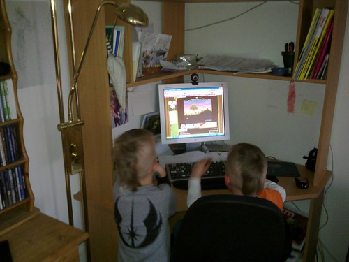 Little gamers