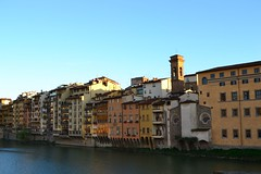 DSC_0534 (6) (pjpink) Tags: italy reflection water river florence spring tuscany firenze arno 2011 pjpink