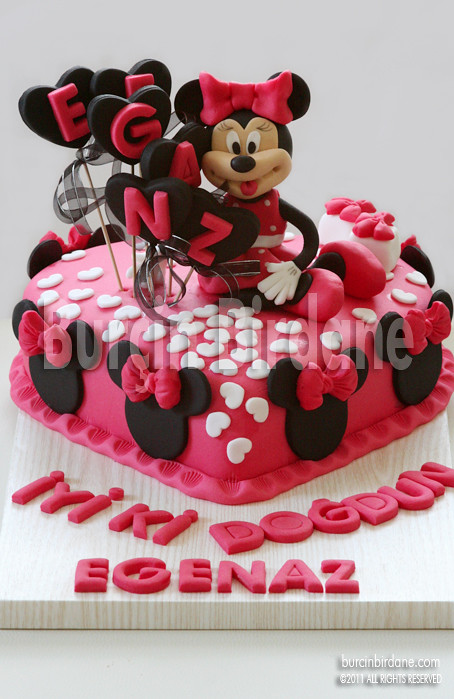 Minnie Mouse Pastasi 1