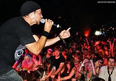 Pendulum @ Nocturnal! (4ELEVEN Images) Tags: festival nikon nocturnal shot live crowd mc junglist pendulum 2011 bassface d5000 4eleven