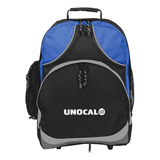 Promotional Items-Xpeditor Wheeled Computer Backpack  3172
