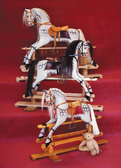 **NEW** Small, Medium & Large Wooden Rocking Horse plans 101,109 & 110 (The Rocking Horse Shop) Tags: rockinghorse rockinghorses hobbyhorses traditionalwoodentoys rockinghorseplans antiquerockinghorses makeyourownrockinghorse traditionalwoodenrockinghorses rockinghorseaccessories rockinghorserestoration rockinghorserenovation traditionalrockinghorse