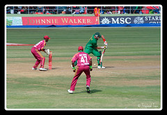 Cricket - West Indies vs South Africa, 30th May 2010, Dominica
