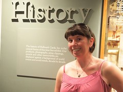 Hallmark History (Elephant Soap) Tags: me cards lifelist kcmo hallmarkvisitorscenter 100newmuseums