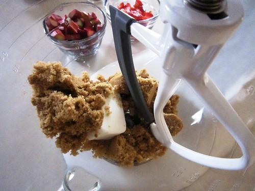 Creaming shortening and brown sugar, take four