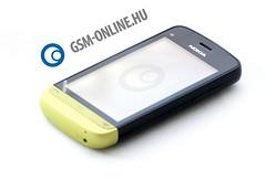 Nokia C5-03 eleje fektetve