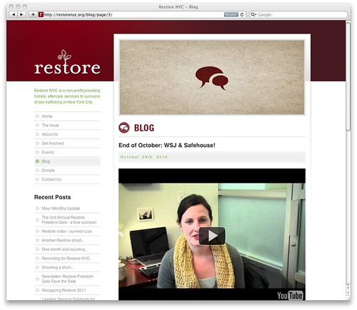 Restore NYC - Blog