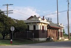 SX10-IMG_2651 (old.curmudgeon) Tags: santafe oklahoma depot picnik atsf 5050cy