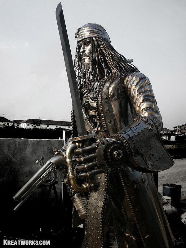 steampunk_jack_sparrow_metal_sculpture_4