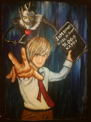 Iom Death Note