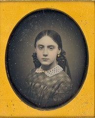 Darling Girl by Howe Daguerreotype (Mirror Image Gallery) Tags: daguerreotype howe victorianchild portlandmainephotographer