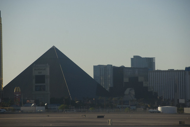 D5 Luxor view from airplane