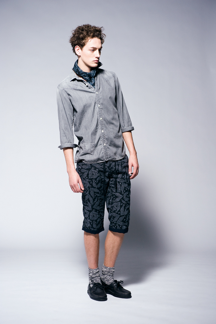 Jakob Hybholt0210_JOSEPH HOMME CASUAL 2011 Spring-Summer Collection(Official)