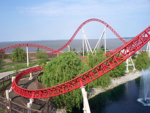 Cedar Point - Maverick
