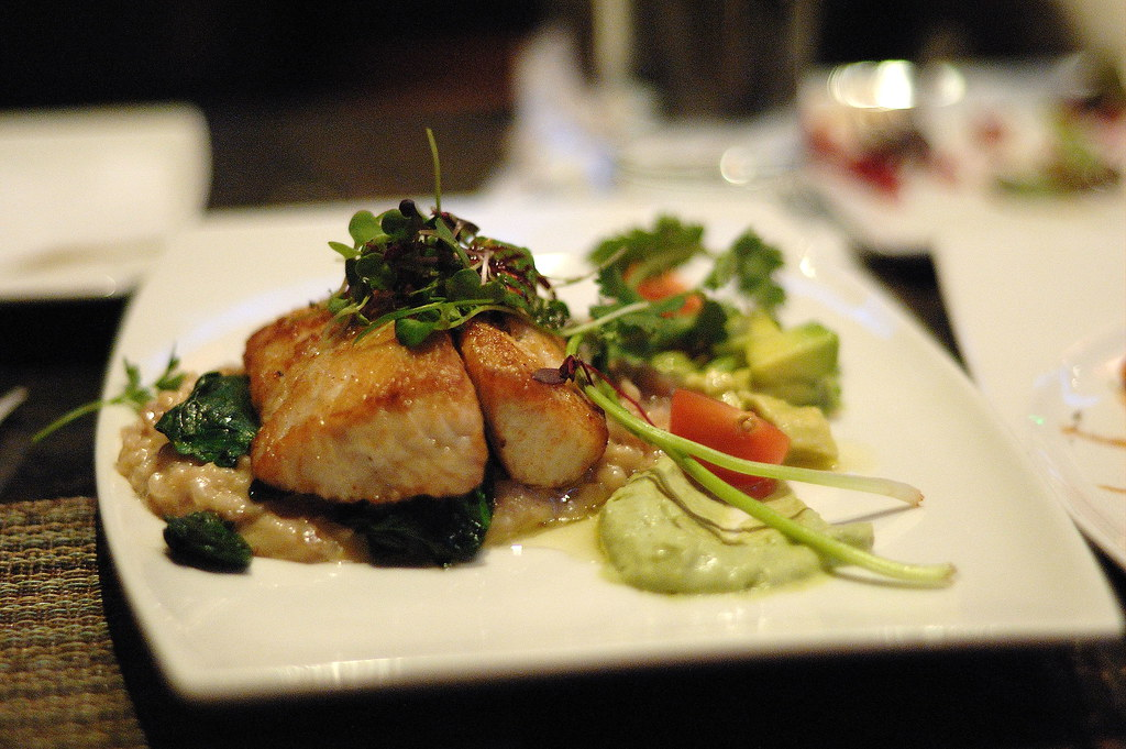Eating Out: Andrei's Conscious Cuisine, Irvine, CA