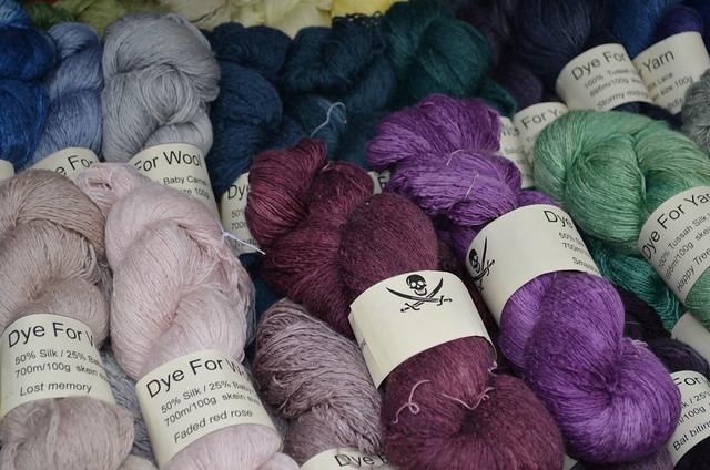 DyeForYarn yarn