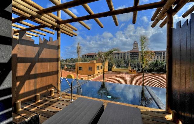 Quarto com piscina - Baobab Resort