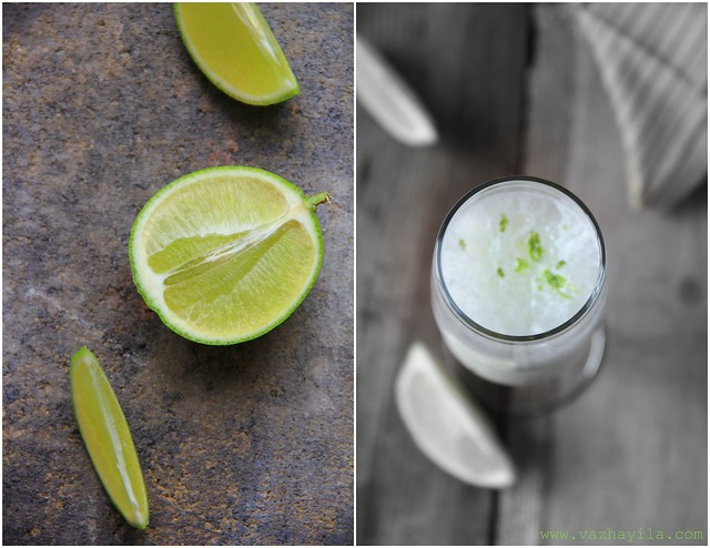 Key Lime Shake collage