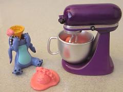 Stitch enjoys cooking #7