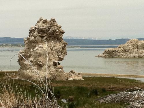 Tufa, Mono Lake
