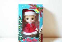 Petite Blythe CWC Limited Edition Ho!Ho!Ho!