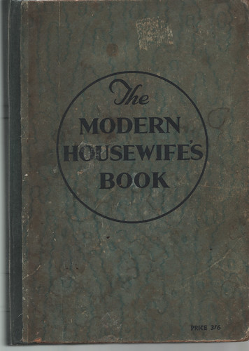 The Modern Housewife's Book