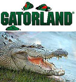 Gatorland Logo