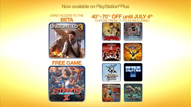 PlayStation Plus Anniversary