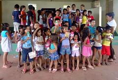 Comunidade Ribeirinha da Vila do Janauac (Misso Social, Solidria, Sustentvel.) Tags: luz vila vida viagem projeto amazonia 4 misso ribeirinha missionria janauac