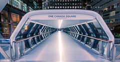One Canada Square (kaths piccies) Tags: onecanadasquare architecture walkway london canonef1635f4l canarywharf