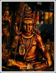 Lord Shiva (Midhun Manmadhan) Tags: india lord shiva hindu deity ganga