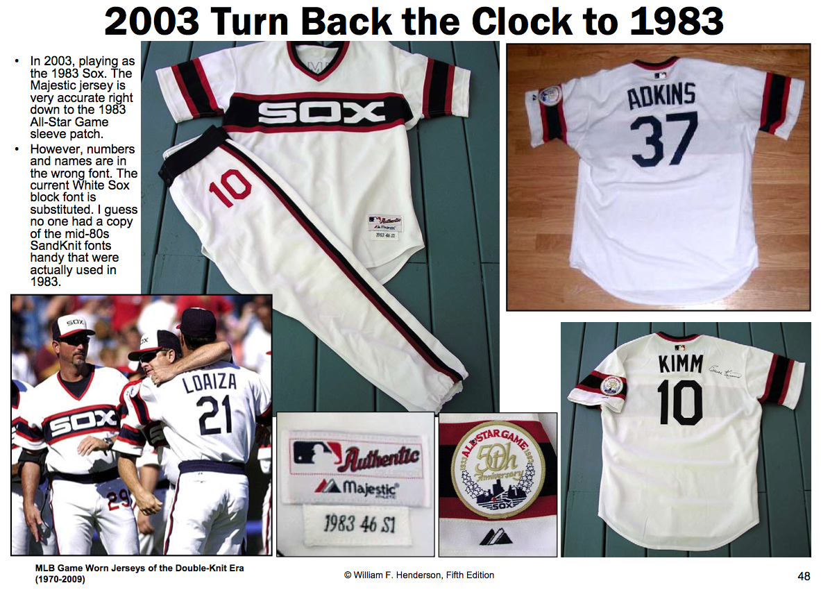 size 40 0afb3 bb2b2 Uni Watch looks back at the White Sox fan-designed uniforms ...